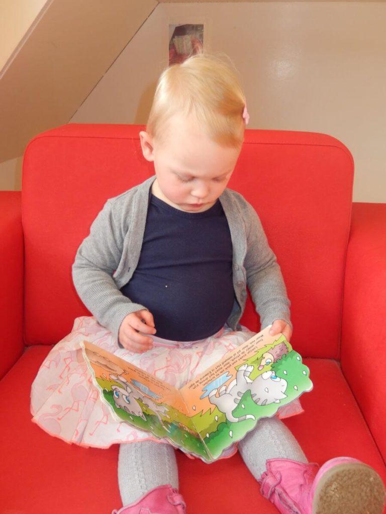 voorschool amsterdam west boek lezen
